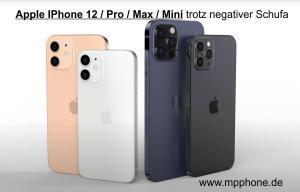 IPhone 12 trotz negativer Schufa